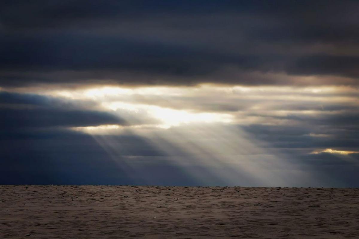 Dunkler Himmel mit guten Ausichten © Hans Jessel